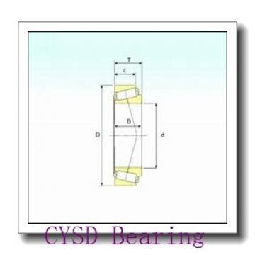 33,338 mm x 65,088 mm x 17,462 mm  33,338 mm x 65,088 mm x 17,462 mm  CYSD 1658-ZZ CYSD Bearing