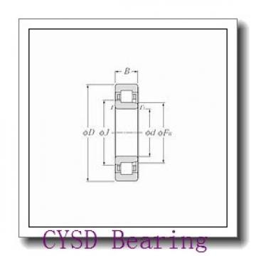 31,75 mm x 63,5 mm x 15,875 mm  31,75 mm x 63,5 mm x 15,875 mm  CYSD 1654 CYSD Bearing