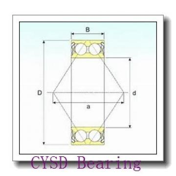100 mm x 215 mm x 47 mm  100 mm x 215 mm x 47 mm  CYSD 6320-Z CYSD Bearing