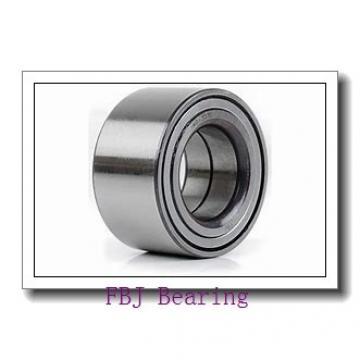 40 mm x 80 mm x 18 mm  40 mm x 80 mm x 18 mm  FBJ NF208 FBJ Bearing