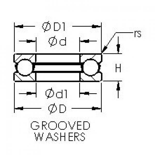 AST 51202 AST Bearing #2 image