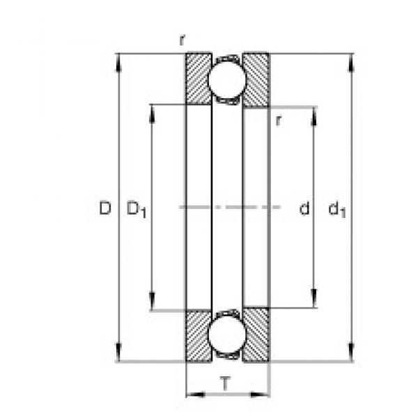 FAG 51248-MP FAG Bearing #1 image