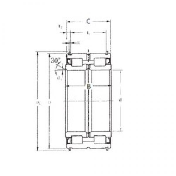 120 mm x 180 mm x 80 mm  120 mm x 180 mm x 80 mm  FBJ SL04-5024NR FBJ Bearing #3 image