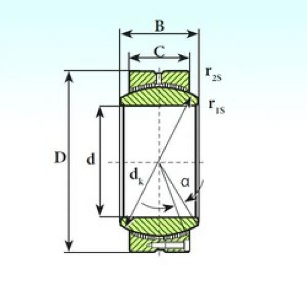 280 mm x 400 mm x 200 mm  280 mm x 400 mm x 200 mm  ISB GE 280 CP ISB Bearing #3 image