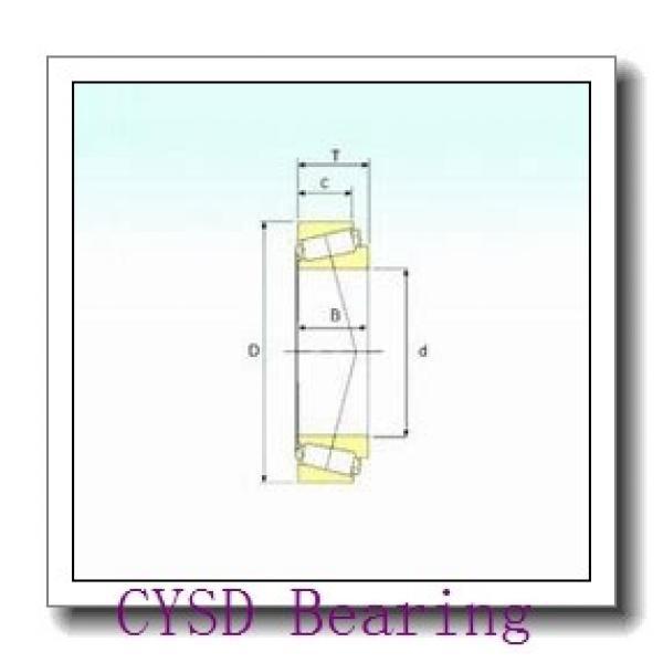 200 mm x 280 mm x 38 mm  200 mm x 280 mm x 38 mm  CYSD 6940-2RZ CYSD Bearing #2 image
