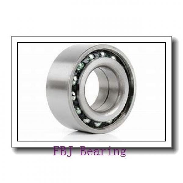 35 mm x 80 mm x 31 mm  35 mm x 80 mm x 31 mm  FBJ 4307ZZ FBJ Bearing #1 image