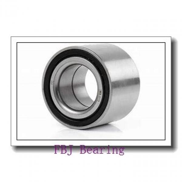 45 mm x 75 mm x 24 mm  45 mm x 75 mm x 24 mm  FBJ 33009 FBJ Bearing #1 image