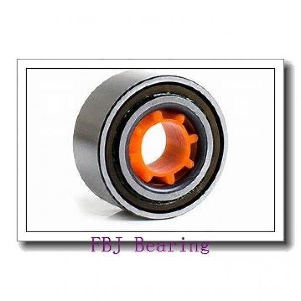 35 mm x 80 mm x 31 mm  35 mm x 80 mm x 31 mm  FBJ 4307ZZ FBJ Bearing #2 image